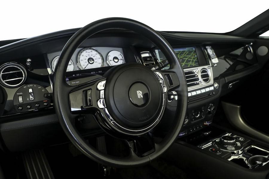 blacked our Rolls Royce Dawn Rental 6-29804